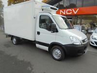 2011 IVECO DAILY 35S11 MWB OVERNIGHT POWER HOOK UP