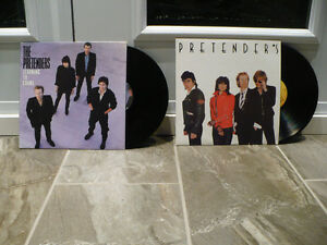 PRETENDERS ( Vinyle-33 Tours-Long Jeu-LP ) $ 14.00 ch.