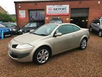 2007(57) Renault Megane 1.5dCi ( 106bhp ) Coupe 6sp Dynamique, *ANY PX WELCOME*