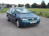 Vauxhall/Opel Astra 1.6i ( a/c ) 2001MY LS
