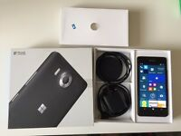 Microsoft Lumia 950 big camera 20MP 32gig