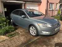 Ford Mondeo Titanium X Auto with sport gearbox
