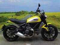 Ducati Scrambler Icon **ONE OWNER AND 174 MILES ON THE CLOCK!**