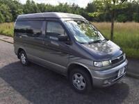 Mazda Bongo automatic v6 lpg/petrol 8 seater
