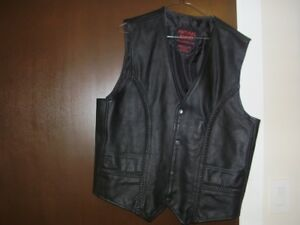 Motorcycle Vests & Rain Gear