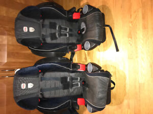 Britax Frontier XT Car Seats (two of them)