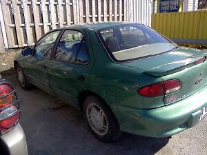 1999 Chevrolet Cavalier Berline
