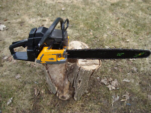"Chainsaw- 54cc/20"" Poulan Pro PP335 (Fully Serviced)"