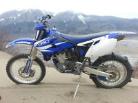 03 WR450 / YZ450 Well Maintained and all the parts!