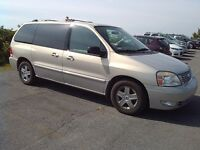 *IMMPECABLE*2006 Ford Freestar SEL Minivan, Van BAS/LOW KM