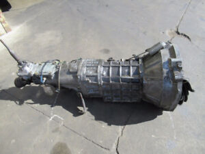 JDM MAZDA RX7 FD3S 5 SPEED MANUAL TRANSMISSION *FOR PARTS ONLY*