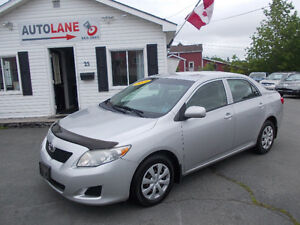 2009 Toyota Corolla Sedan Runs Great Clean Car Hwy Kms $4995