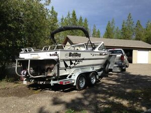 Thunderjet BullDog, 18ft Jet Boat Prince George British Columbia image 1