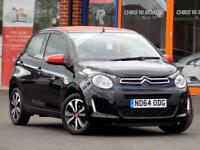 2014 64 CITROEN C1 1.0 AIRSCAPE FEEL EDITION 5DR CONVERTIBLE