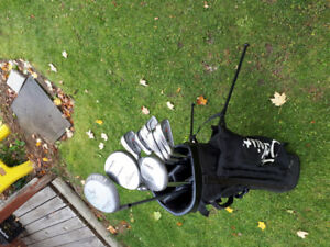 Men's Left H. Golf Clubs