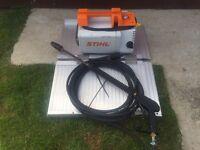 PROFESIONAL VERY POWERFUL STIHL PRESSURE WASHER JET WASH - ideal car wash - gardener Etx just £145