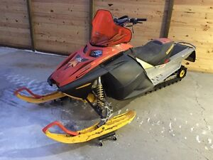 2003 Skidoo Summit 800 144""