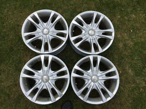 16in Allow Rims, AUDI, Mercedes, Accura & Others