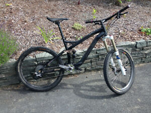 S-works Specialized Carbon Enduro SL bike - sz med