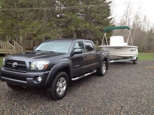 2011 Toyota Tacoma TRD w/leather