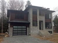 Maison neuve à vendre Mont-Saint-Hilaire , Habitationsboies.com