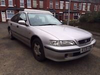 1998 HONDA ACCORD 2.0 AUTOMATIC-F.SERVICE HISTORY,MOT APR.2017,ALLOYS,3KEYS/NEED SPACE/BARGAIN PRICE