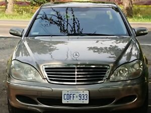 2003 Mercedes S430 4Matic AWD