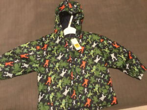 Brilliant Froggie Jacket with Hood. BRAND NEW with Tags
