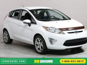2011 Ford Fiesta SES BLUETOOTH MAGS GR ELECT A/C