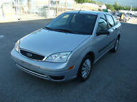 2006 Ford Focus SE ZX4 Auto 108000KMS Great Deal