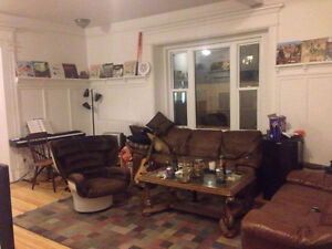 Summer sublet/lease transfer apartment in McGill ghetto