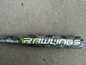 Rawlings tee t-ball ball bat size 26 inches 14 oz