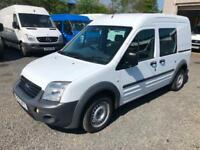 Ford Transit Connect 1.8TDCi ( 90PS ) High Roof Crew Van T230 LWB 2012 62 reg