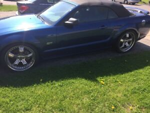 2006 Mustang GT convertable