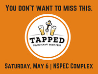 TAPPED Truro Craft Beer Fest