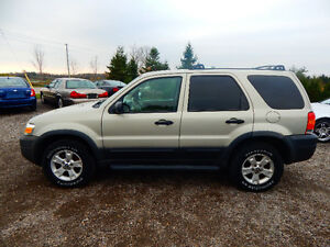 2005 Ford Escape XLT V6 4X4