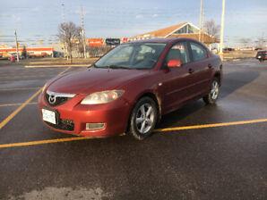 2009 Mazda Mazda3 Sport Sedan