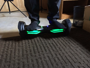 Swagtron T3 Hands-Free Hoverboard with Bluetooth