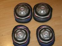 Genoux et coudes de marque Hot wheels pour enfant