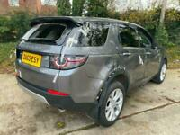 2016 65 REG LAND ROVER DISCOVERY SPORTS 2.0 AUTO 4X4 DAMAGED REPAIRABLE SALVAGE