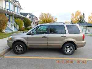2003 Honda Pilot for Sale by Owner.