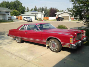 1976 Ford LTD Landau