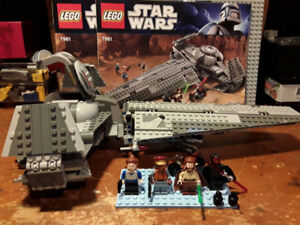 Lego 7961 Darth Maul Sith infiltrator