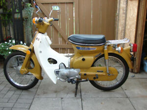 Wanted for Parts - Honda C-70 / C-90