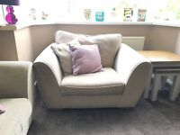 Next 3 seater sofa and love seat
