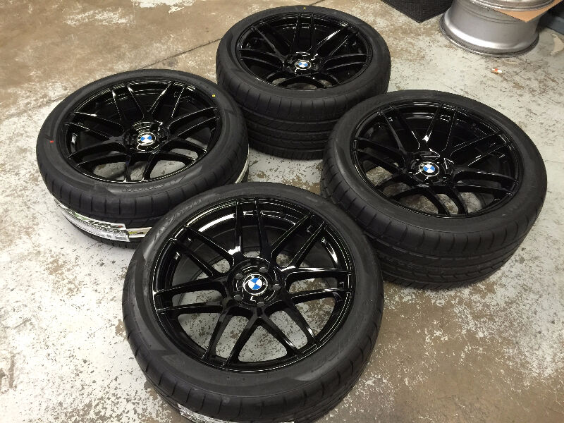 20 Quot Staggered Bmw X5 X6 Wheels 5x120 Amp Staggered Tires