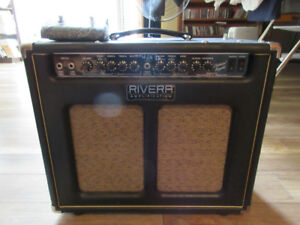Rivera Clubster Royale 112 Guitar Combo Amp