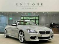 2012 BMW 6 Series 640d M Sport Convertible Diesel Automatic