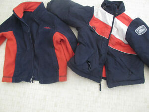 Boys Coats and Jackets
