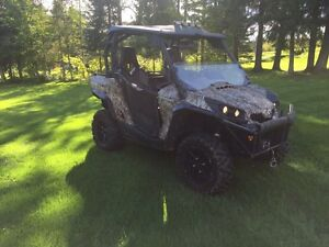 Can-am commander 800 2013